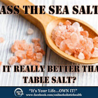The Truth about Sea Salt