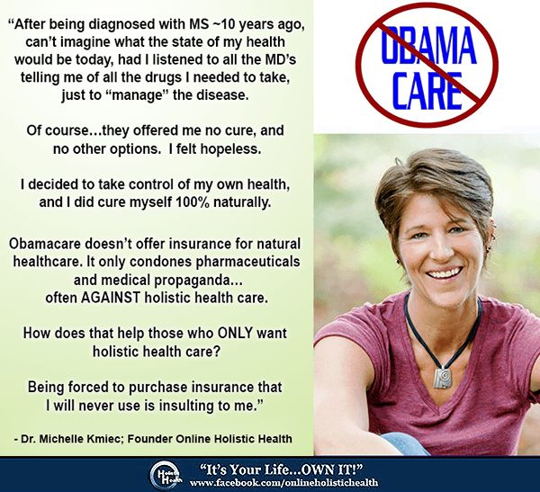 Why I am Against Obamacare