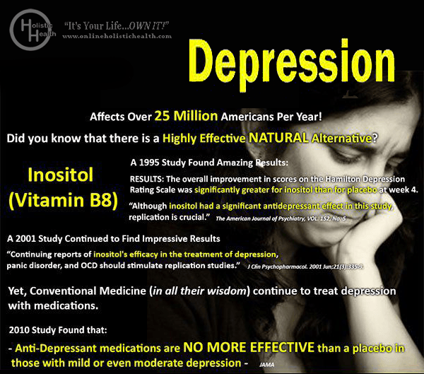 Is Big Pharma Fueling Depression