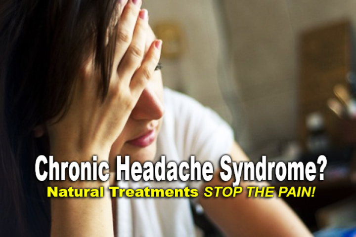 Chronic Headache Syndrome?