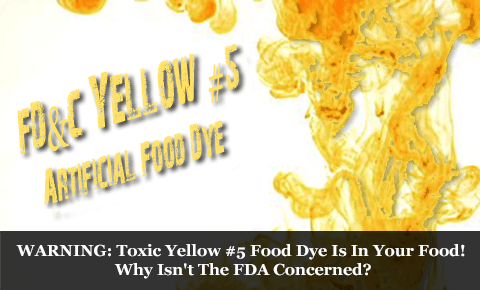 Toxic-Yellow-5-Food-Dye-May-Be-In-Your-Food