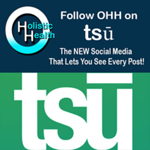 Online Holistic Health is now on tsū!