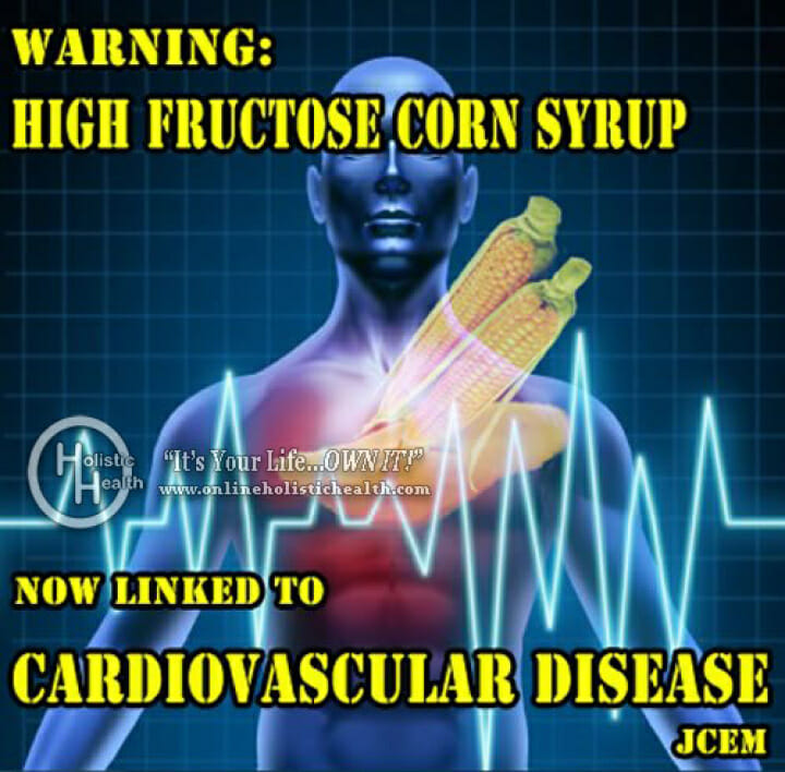 High Fructose Corn Syrup WARNING!