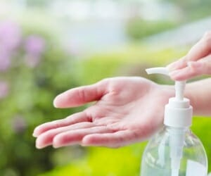 Are Hand Sanitizers Harmful?