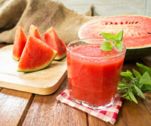 Eating Watermelon Can Reduce Fatigue And More!