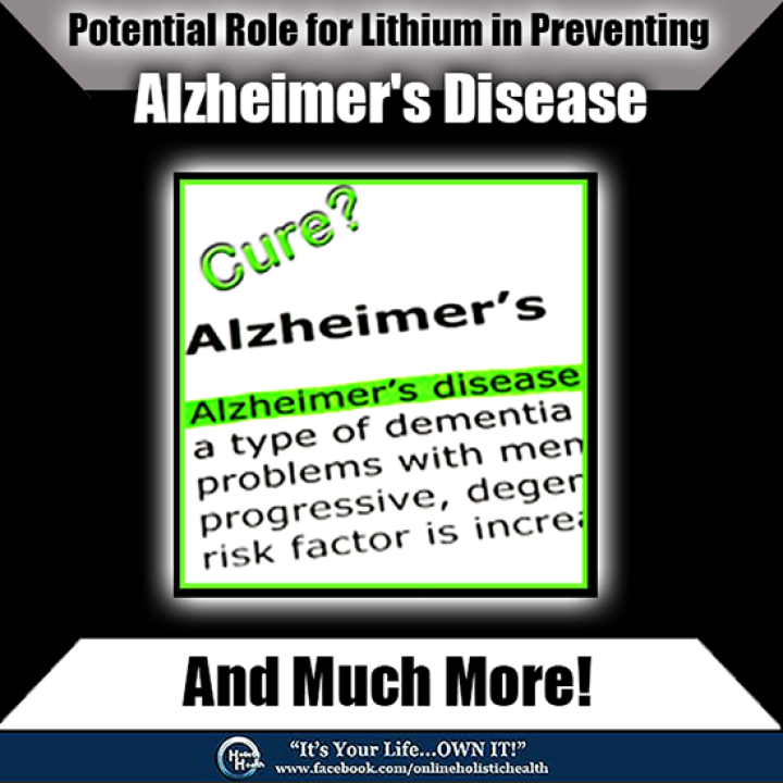 Cure for Alzheimer's?