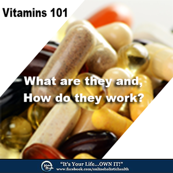 Why Do We Need Vitamins?
