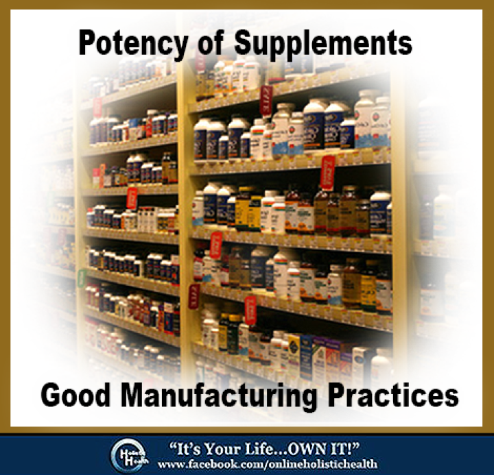 Does your supplement brand measure up to standards?