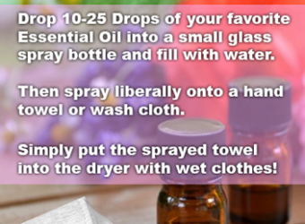 Simple - Fast - and Makes Clothes Smell Great!