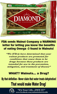 Walnuts a Drug?