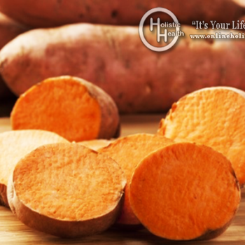 New Studies Prove Sweet Potatoes HEAL Stomach Ulcers!