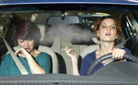 smoke affects others like negative thoughts