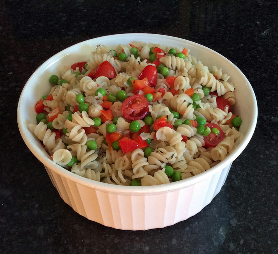 Sweet-Onion-and-Thyme-Pasta-Salad-online-holistic-health