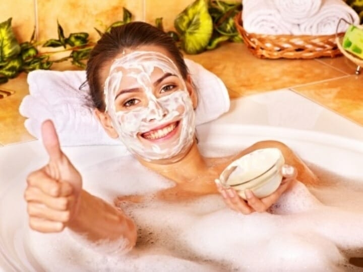 The BEST Natural Face Mask