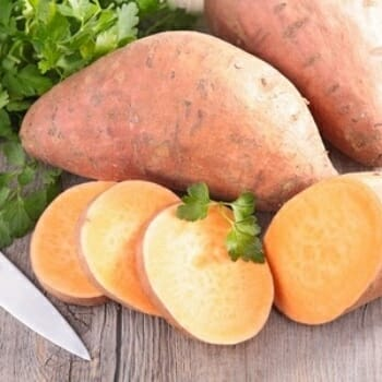 Bet You Didn't Know This About Sweet Potatoes!
