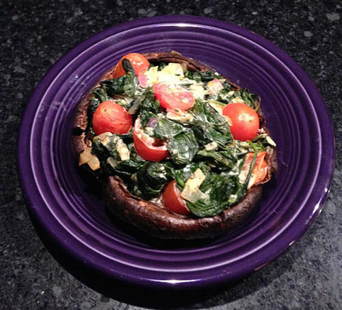 spinach-stuffed-portobello online holistic health