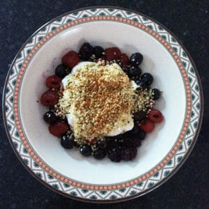 Berry Breakfast online holistic health