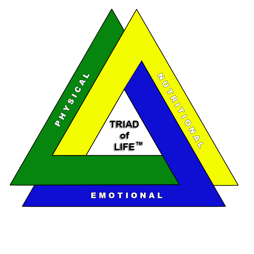 The Triad of Life Online Holistic Health