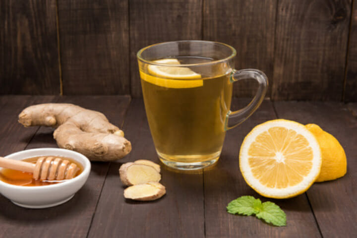 Energize Your Life With Ginger Tea!