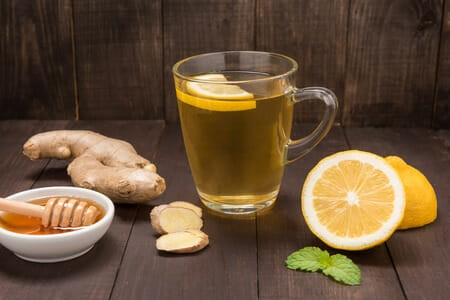 Energize Your Life With Ginger Tea online holistic health