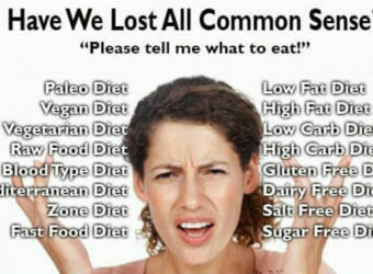 Have we lost common sense online holistic health