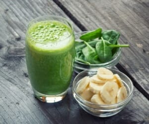 The Healthy Power Of Green!