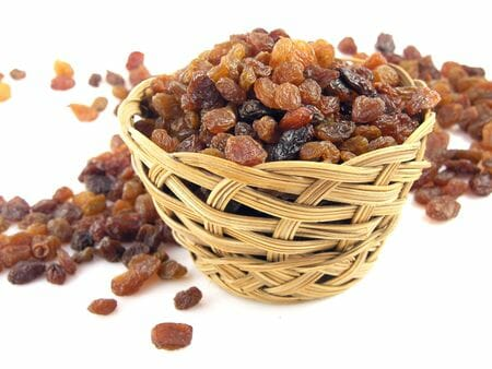 Raisins - The Perfect Snack!