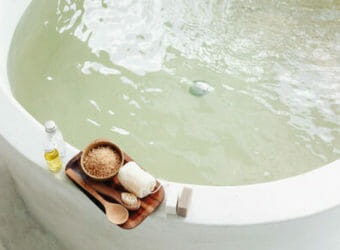 Detoxing and Stress Relieving Baths