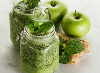 Apple-Ginger-smoothie
