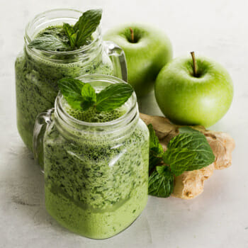 Apple Ginger Smoothie