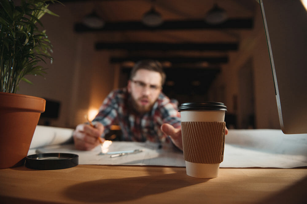 Avoid Caffeine Late in the Day